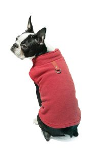 Gooby Pull-Over Fleece Vest